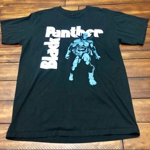 Marvel Black Panther T-shirt M